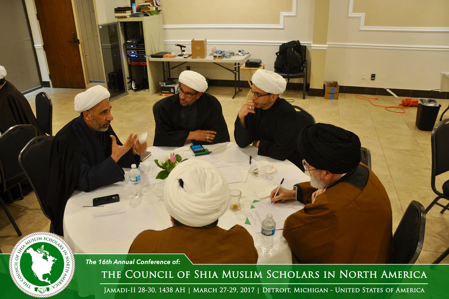 Shia Islam In The Americas: The 16th Annual Conference Of The Council Of